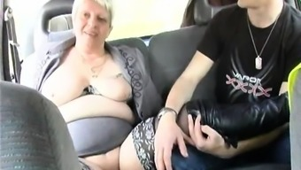 He Shared His Special Wife Murielle In An Outdoor Gangbang