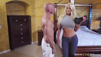 Slutty Nicolette Shea Spreading And Having Her Pussy Inappropriate
