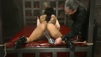 Good Water Servitude By Using Two Different Submissive Hotties