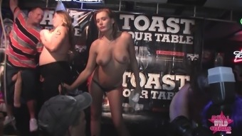 Naked Bachlorette Occasion Tramps Most Important East Vast Tits P1