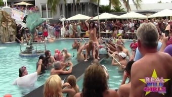 Stormy And Exposed Swimming Pool Event Out Of Hand P1