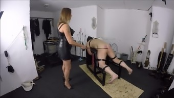 Lady Friend Against Pounding Her Object