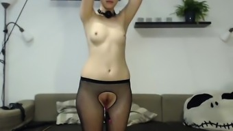 Gorgeous Little Bdsm Person Who Serves Used By Her Daddy...