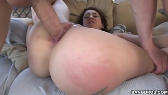 Twisted Nasty Person Mandy Muse Enjoys Relentless Rectum Drilling