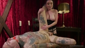Disobedient Cash Source Fucked Along With A Fat Cock