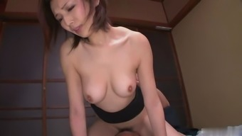 This Stunning Japanese People Gal Is Basically A Love-Making Equipment And She'S Became A Fine Furry Pussy