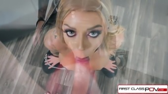 Watch Luck Rx Consider Her Your Mouth And Pussy Rich In Cock