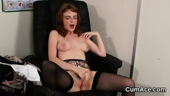 Wicked Centerfold Gets Ejaculate Shot On Top Of Her Have To Face Ingesting All Of The S