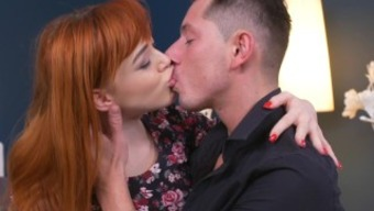 Dane Jones Gorgeous Young German Born Youngster Redhead Romantic Love-Making By Using Man
