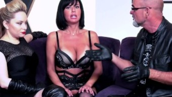 D/S Life-Style With The Use Of Veronica Avluv