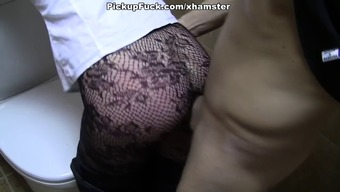 Female Fuck In Government Departments Toilet