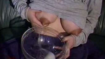 Mom'S Vast Lactating Boobs Need Relief 12