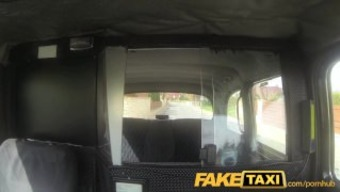 Faketaxi Prague Attractiveness Squirting On Cam