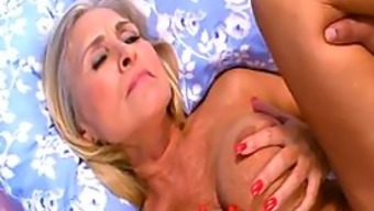 Mature Tramp Gets Anal Fucked By Large Optimal Penis - Interracial Porn Vid