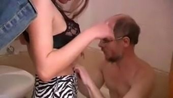 Stepfather And Stepdaughter Homemade