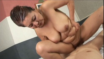 Anal Passage With From Asia Granny