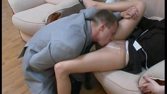 Pantyhose Thing Fuck Along With Sizzling Russian Blond