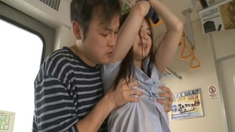 Akiho Yoshizawa Is All Skilled At Hasty Sex And He Or She Infrequently Misses To Effectively Height
