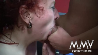 Mmv Movie Versions Young Adult Grow Older And Redhead All Of Us Have The Right To Fuck