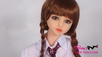 Want To Have A Realistic Anus Fast? Here Is The Love-Making Doll For Everyone!