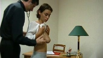 Young Adult Trips A Perverted Gynecologist