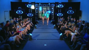 Horny Leotards Sizzling Four(4)