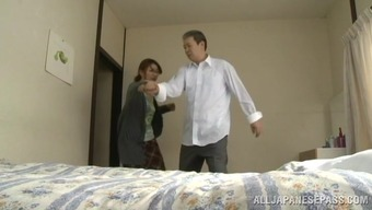 Fascinating Japanese Milf Getting Hammered Extreme