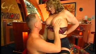 Cactus Stockings Gets Burst Doggystyle Using A Strong Adult Man