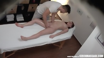 Teenager Hottie Betrayal Bf On Our Massage Therapy Table