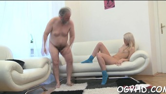 Mesmerizing Younger Original Honey Gives Passionate Trip To Really A Classic Man