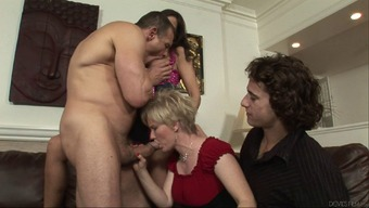 Swinger Individuals Get Freaky After The Cool House Event