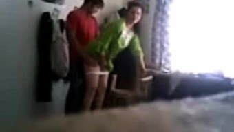 Arab Couple Show Fuck In Digicam By Oopscams