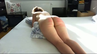 Kinky Passive Big Bottomed Wifey Of My Partner Got Her Bum Spanked