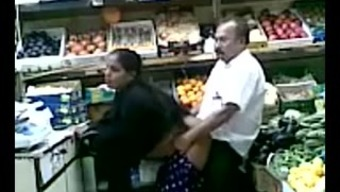 Entertaining For A Desi Grocery Store