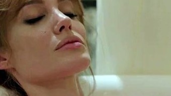 Angelina Jolie Uncovered In By The Gulf