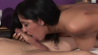 Milf Kimber Kay Is Licking This Delicious Joystick