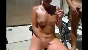 Attractive Uncovered Wifey