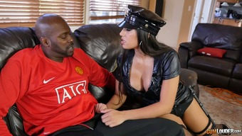 Buxom Cop Mercedes Carrera Is A Little Bit Of Associated With A Measurement Sovereign