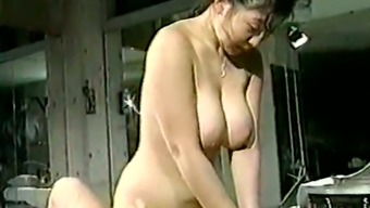 Dude With Smallish Prick Pleases Curvaceous And Busty Japanese People Date
