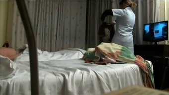 Realistic Resort Maid Love-Making For Cash