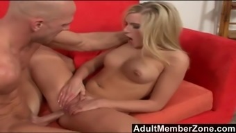 Amz - Guys Technique Young Adult Blonde Into Reemerging Into The Studio