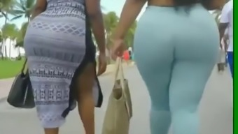 Two Large Butt