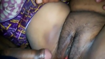 Indian Wife Intercourse Pussy And Booty