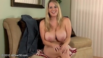 Maggie G From Allover30