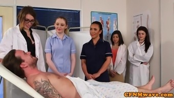 Your Native Language Cfnm Medical Staff Tugging And Kissing Subscription