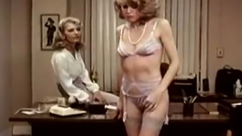 Lee Caroll And With Sharon Kane Having Grimy Lesbian Intercourse Practical