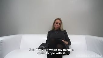 Mature Milf Discusses Her Perverted Sex Daily Living On Video Camera