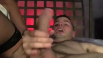 Heated Milf Avesys Devine Devastated By Two Cocks