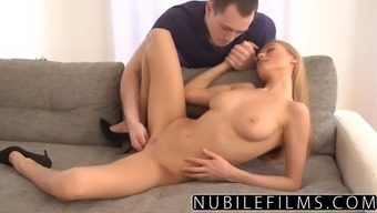Nubilefilms - Fucking Nancy A Along With Passion