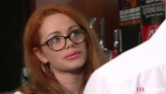 Sex Hungry Ella Hughes Would Like To Include Some Wayward Enjoyable For The Pub Right After Work